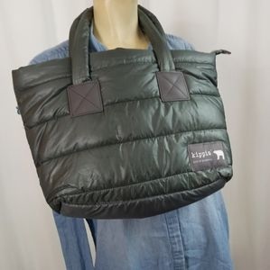 KIPPPIS Scent of Scandinavia Quilted Tote